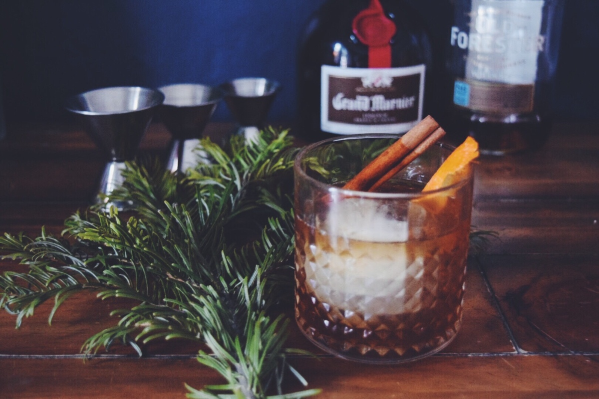 The Old-Fashioned Lantern: An NYE Cocktail
